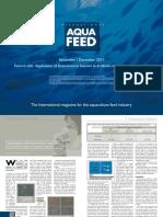 Application of Enterococcus faecium as probiotic strain in aquatic species