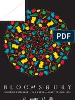 Bloomsbury Academic Catalogue January to June 2012