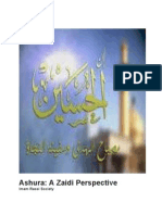 Ashura in Zaidi Perspective