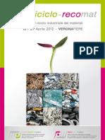 Metalriciclo-Recomat 2012 Brochure