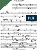 3572567 Final Fantasy IX Melodies of Life C Major