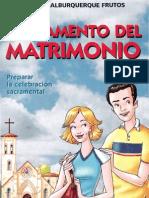 Alburquerque Eugenio - Sacra Men To Del Matrimonio