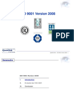 0028 - Cours de Formation - Iso 9001 Version 2008