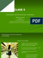 Clase 05 Necesidades y Motivaciones Del or