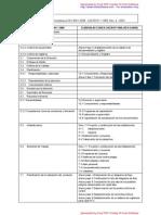 Matriz de Correspondencia ISO 9001.2008 - HACCP