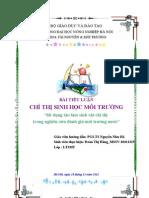 Su Dung Svct Trong Nc Danh Gia Moi Truong