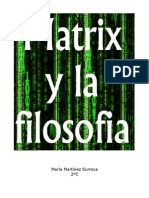 Matrix Filosofia