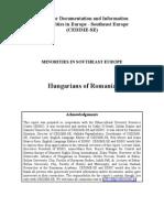 Hungarians of Romania