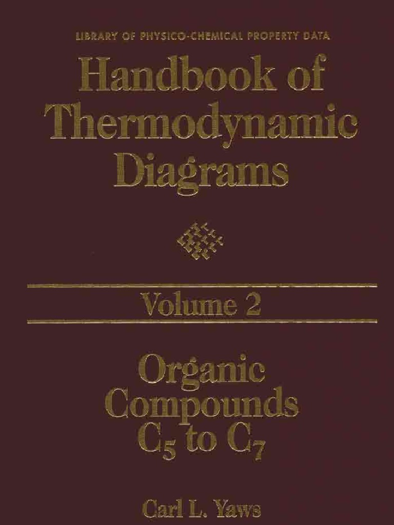 Handbook Of Thermodynamic Diagrams Volume2