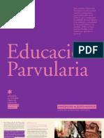 EDUCACION PARVULARIA 2012 - UAH