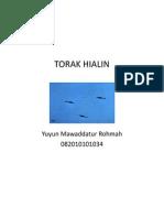 TORAK HYALIN