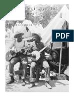 Stefan Grossman - Finger Picking Guitar Techniques Vol 1 Booklet