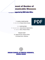 Assessment of Burden of NCD Assessment of Burden of NCDs Updated