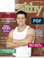 BE Healthy November-December 2011