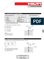 Combined Loading Formula