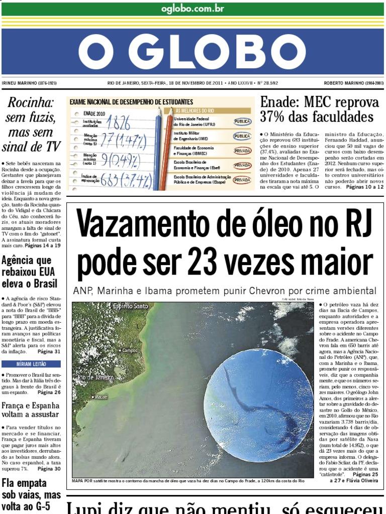 4467b3272 O Globo (2011-11-18)