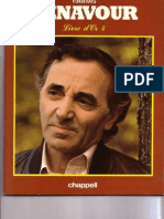 Charles Aznavour - Livre d'or 4-1