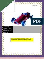 Revista Matemática de mercedes Serrano