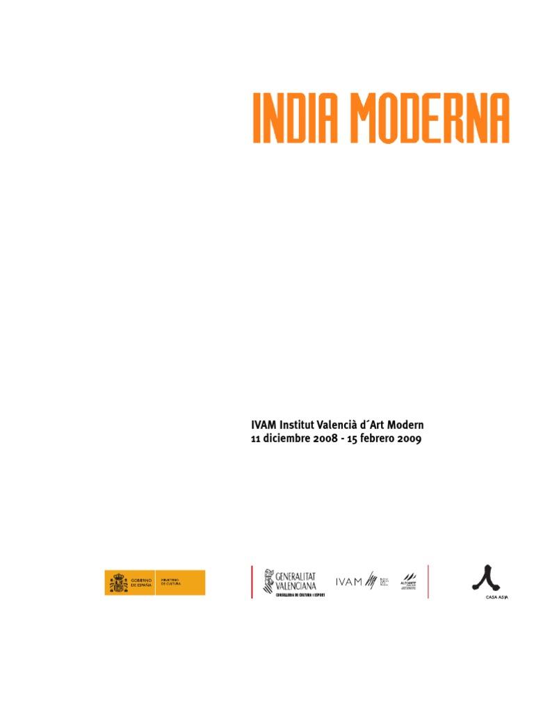 Catalogo India Moderna