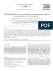 Innovation and new product introductions in emerging markets Strategic recommendations for the Indian market