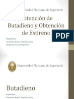 ESTIRENO - BUTADIENO