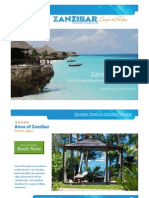 Zanzibar Hotels - Authentic guesthouses and splendid hideaways