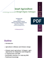 Climate Smart Agriculture (CSA) - Thimmaiah