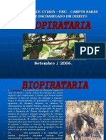 BIOPIRATARIA-2006-2