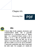 Chapter-4A(Transforming Data Into Information)