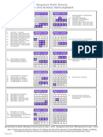 School Calendar 11-12 Rev