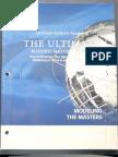 Modeling the Masters - UBMS Workbook