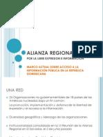 Alianza Regional - Junio 2011 Rd