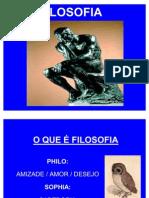Do mito à filosofia