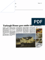 Turlough House Goes Under The Hammer