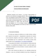 Texto I - Eficácia externa das obrigações