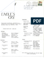 Eagle's Cry, June 1969