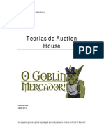 O Goblin Mercador - Teorias Da Auction House