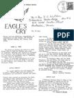 Eagle's Cry, Vol. IV, No. 3, September 1967