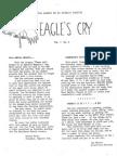Eagle's Cry, Vol. v, No. 2, Summer 1968