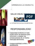 Presentacion La Diferencia La Haces Tu Octubre 2012