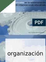 01 Conceptos esenciales en la administración de organizaciones educativas envio email