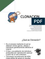 Clonacion Corto