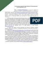 Top 25 KPIs Pentru Servicii Profesionale in 2010 - V1.0