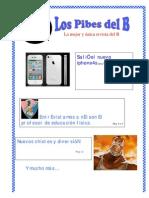 Los Pibes Del B Revista 4B