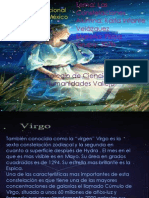 constelación virgo