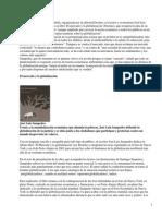 el mercado y la globalizacion - José Luis Sanpedro