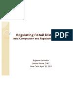 Regulating Retail Distribution-Suparna Karmakar
