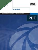 OGC Best Practice Portfolio