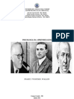 Psicologia Do to PDF