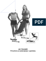 AB Trainer Uputstvo